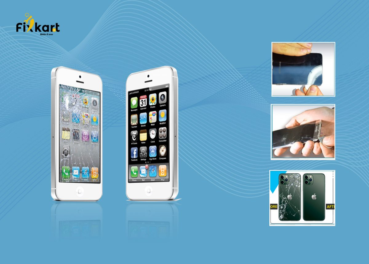fixkart iphone 7 replacement cost